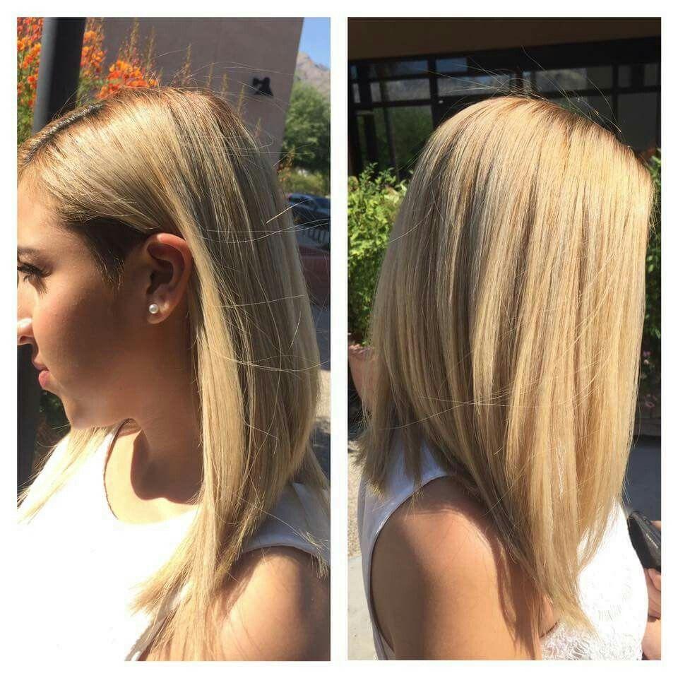 Long Angled Bob Long Angled Haircut Long Angled Hair Angled Hair