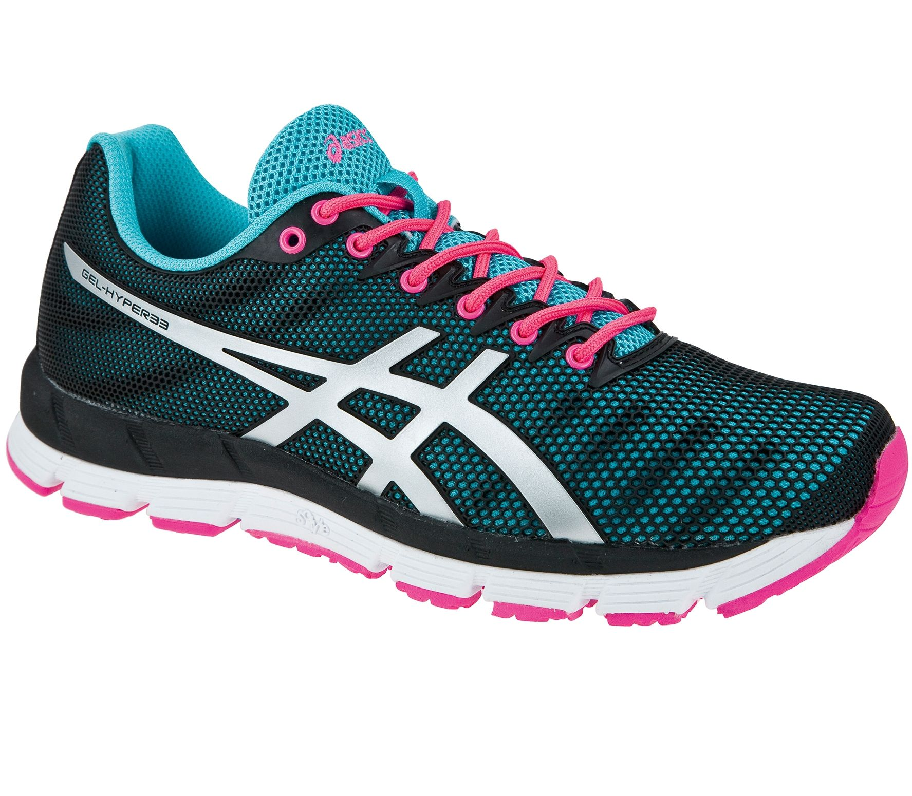 Asics Gel Hyper 33 granate