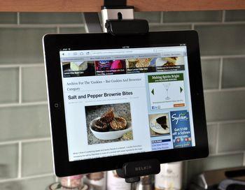 Belkin Tablet Cabinet Mount, reviewed | Tablet, Samoas ...