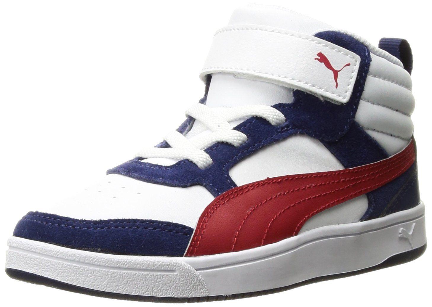 Toddler. Rebound^Signature Puma Sneaker
