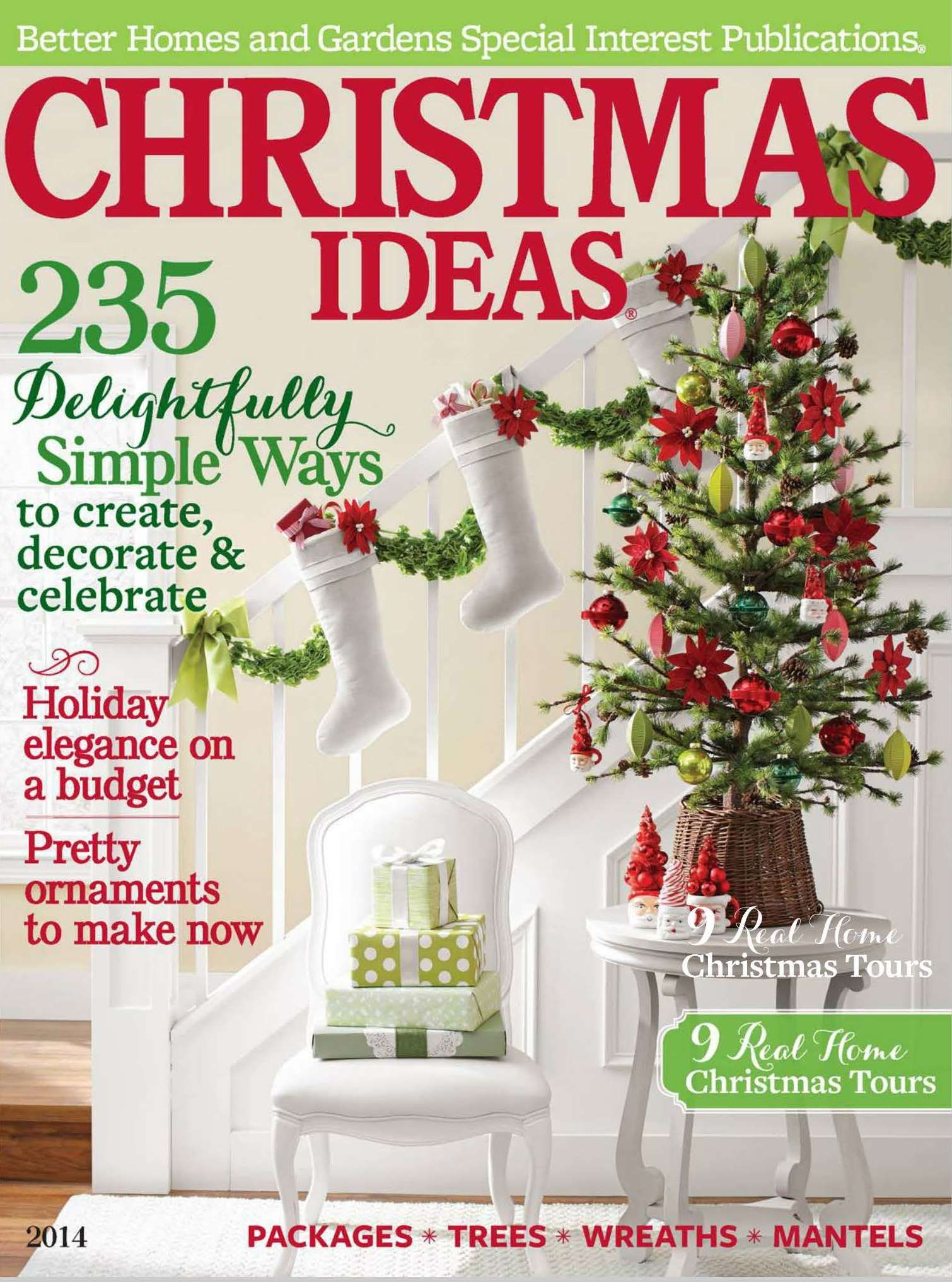 Better Homes And Gardens Christmas Decorating Ideas | Euffslemani.com