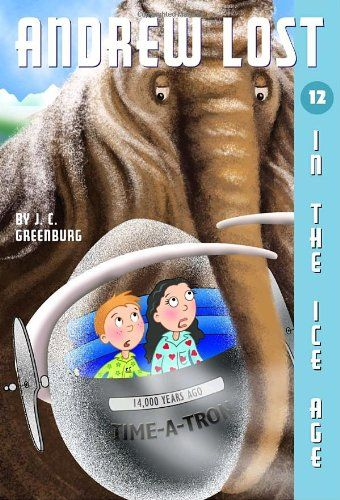 In the Ice Age (Andrew Lost #12) by J.C. Greenburg http://www.amazon.com/dp/0375829520/ref=cm_sw_r_pi_dp_7Gg8wb1XH83NH