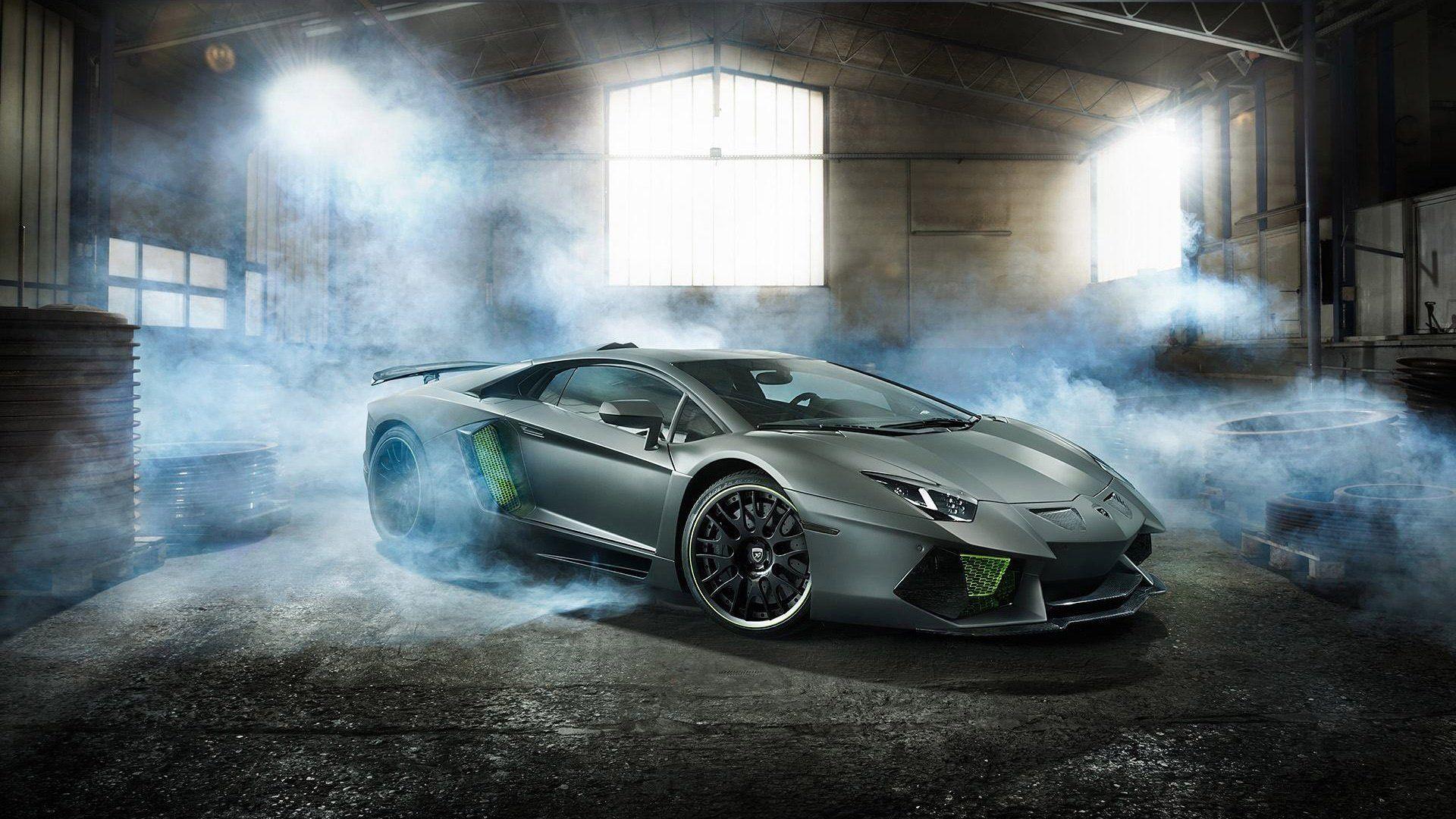 Car 2014 Hamann Lamborghini Aventador Wallpaper