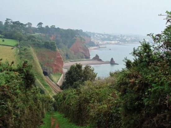Photo of Teignmouth to Dawlish Railway Walk