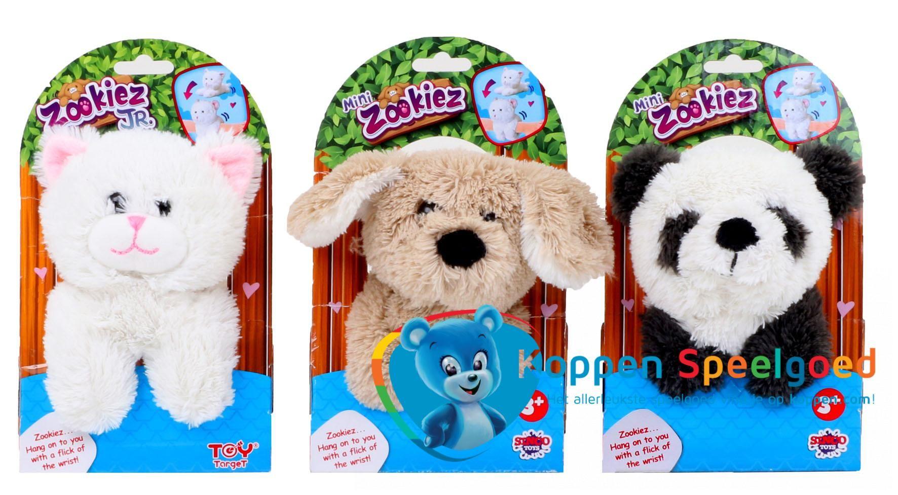 be29cbacc8d253 Zookiez klaparmband knuffel Hallo, wij zijn de Zookies! Zookies zijn hele  lieve vriendjes die het liefst de hele dag door jou worden geknuffeld.