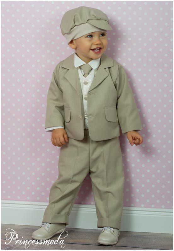 Foto des Artikels CHRIS - Eleganter Taufanzug - Festanzug ...