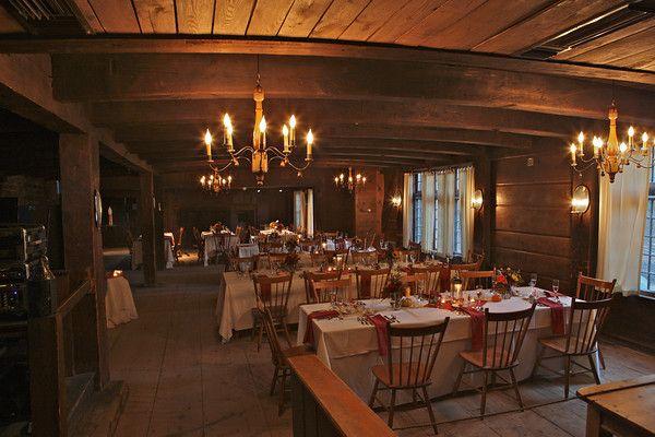 Old Sturbridge Village Rustic Weddings Bullard Tavern Candlelight Dining Room Rec Sturbridge Village Massachusetts Wedding Venues Wedding Venues Utah