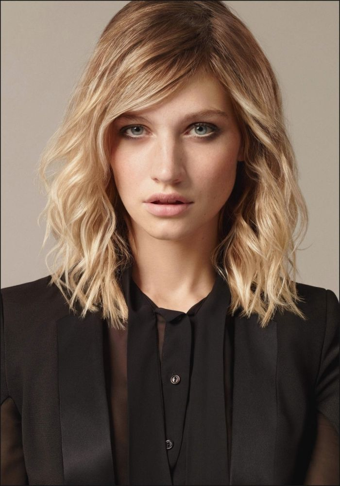 Comment faire une coiffure facile cheveux mi-longs? - Archzine.fr en 2020 | Coiffure facile ...