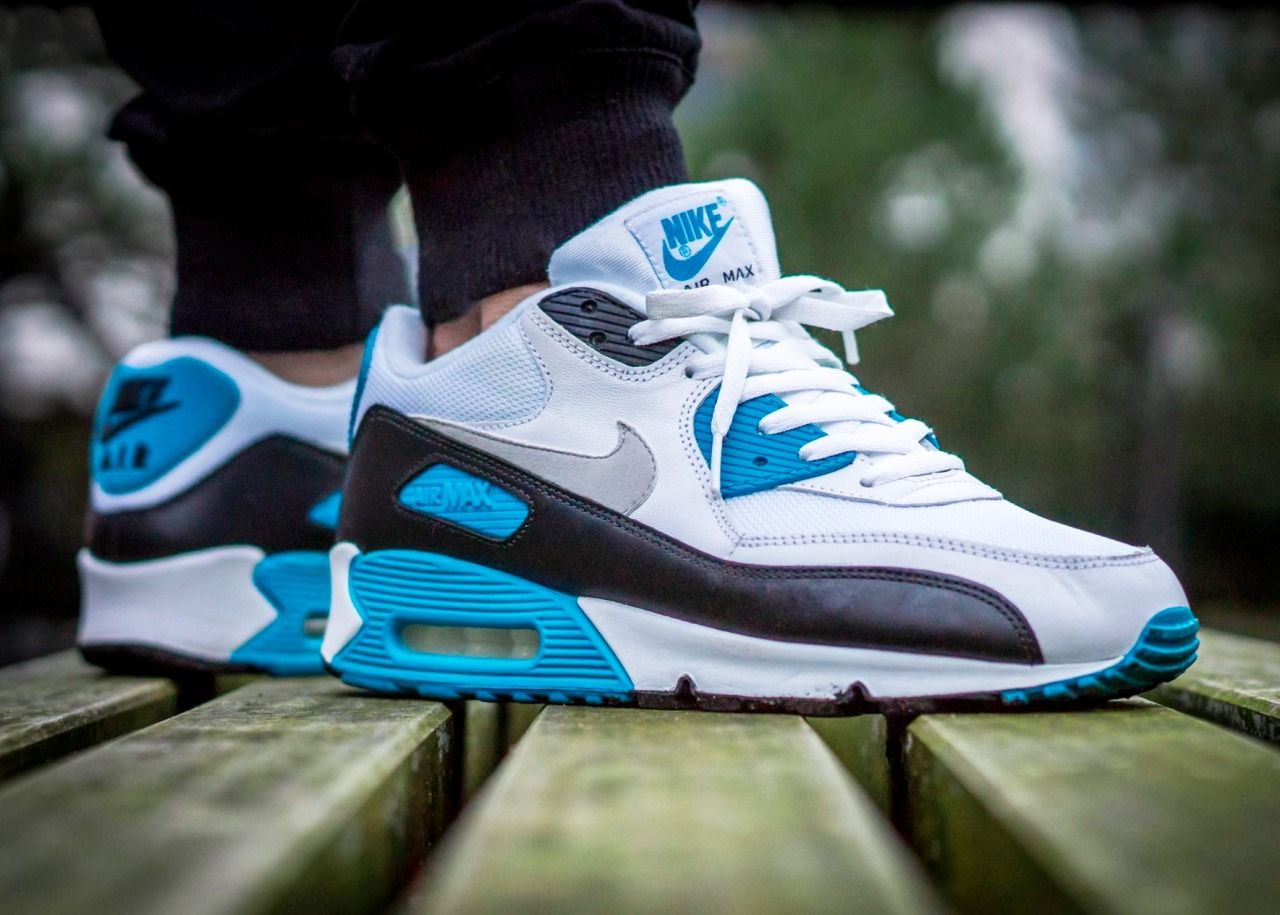 Nike Air Max 90 Laser Blue | HP | Flickr