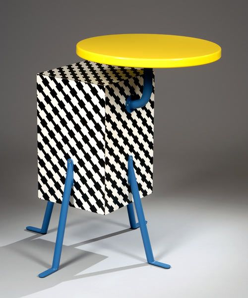 Memphis Collection Created By DE LUCCHI Michele In 1981