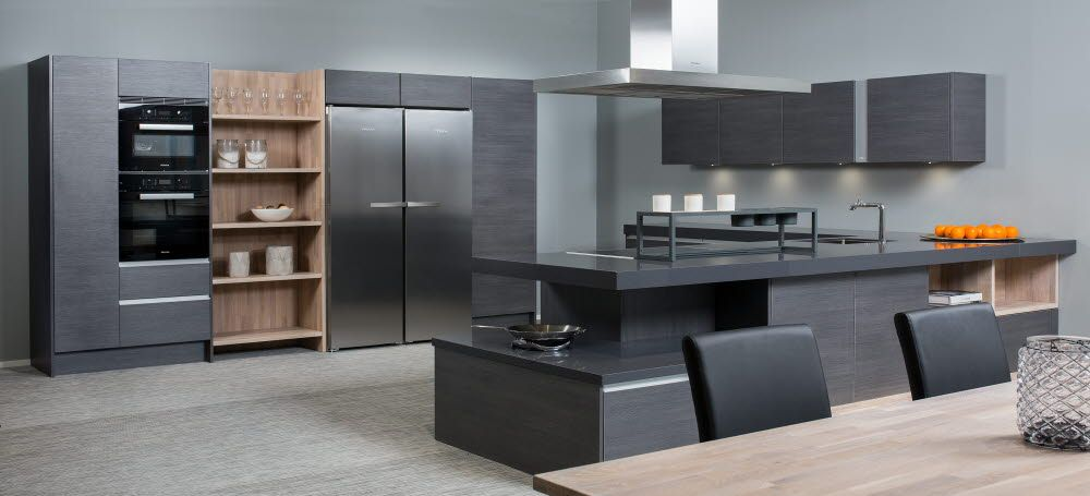 A la Carte -keittiöt GraffioX | #keittiö #kitchen