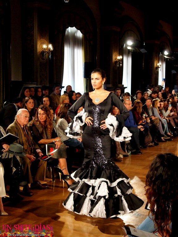 We Love Flamenco Jóvenes Diseñadores- Angel García Corrales (29) | par En Siete Dias Photos