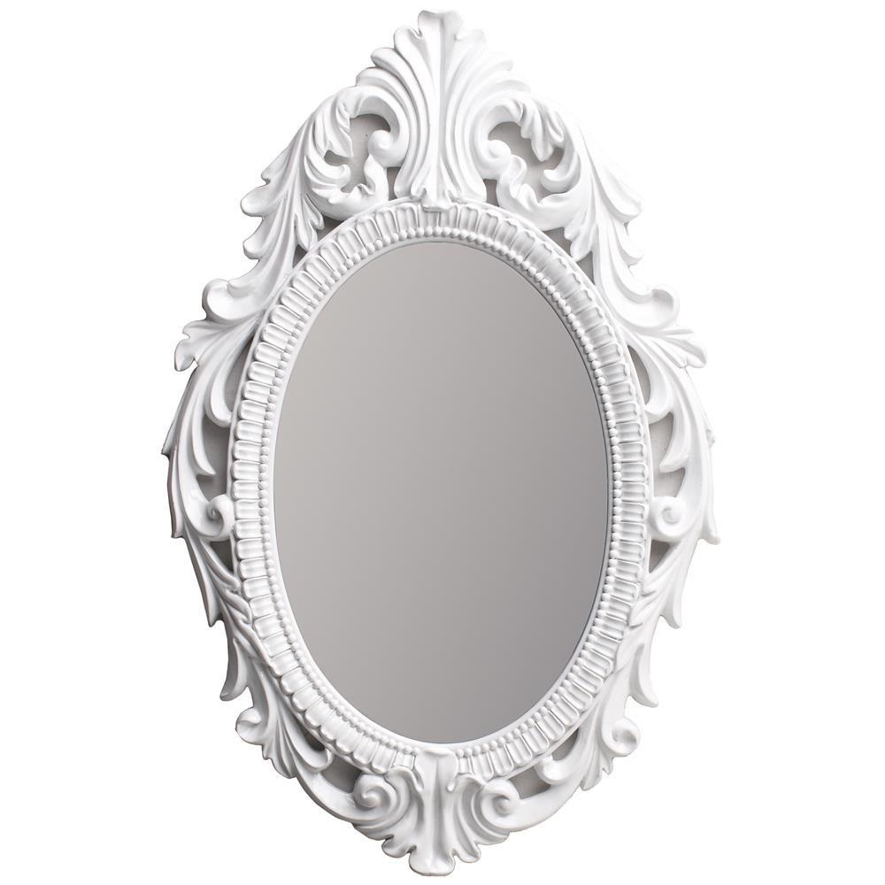 Miroir miroirs d cor mural junior chambre for Miroir mural fille