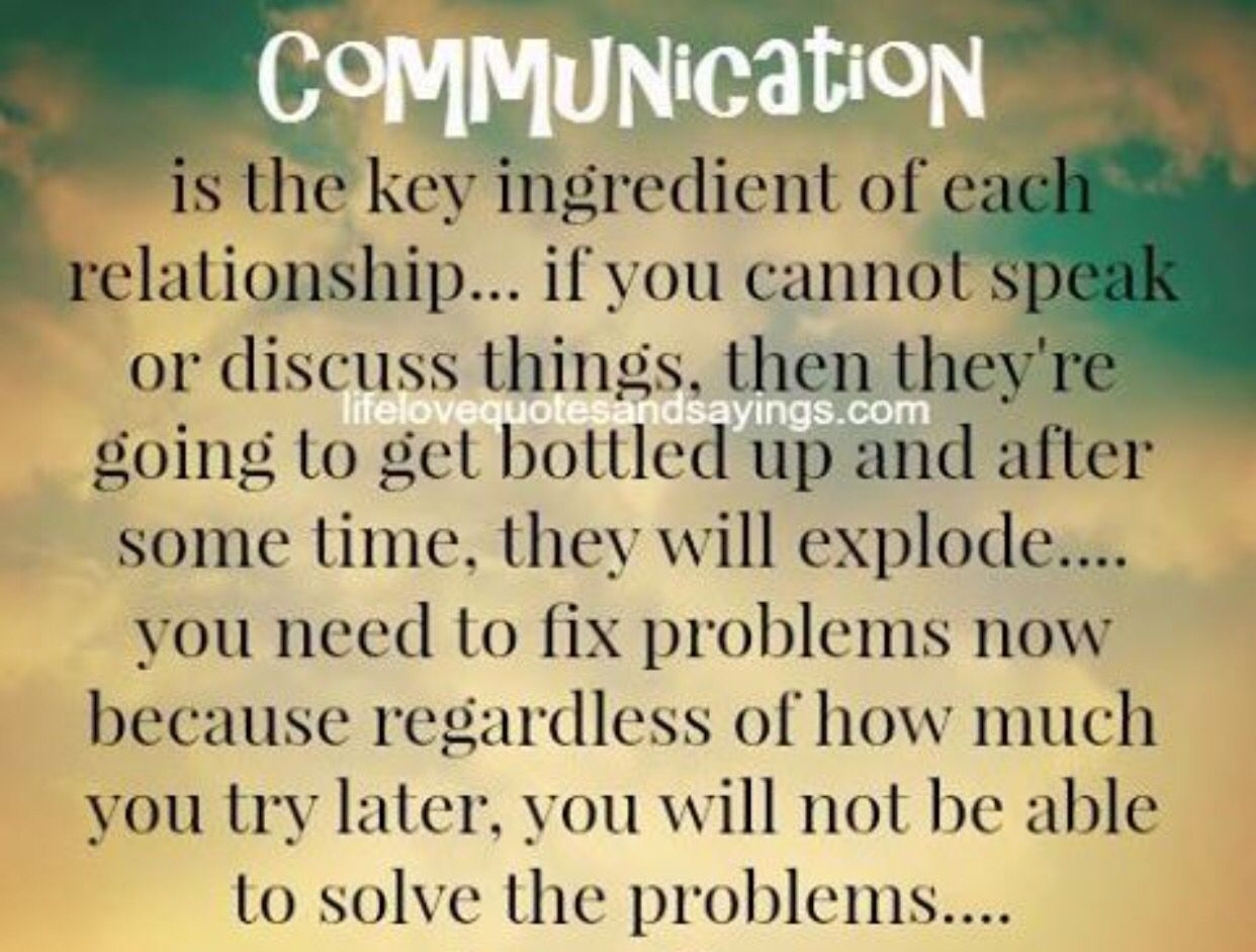 Communication Relationship Problems Quotes Relationship Problems Communication Problem Quotes