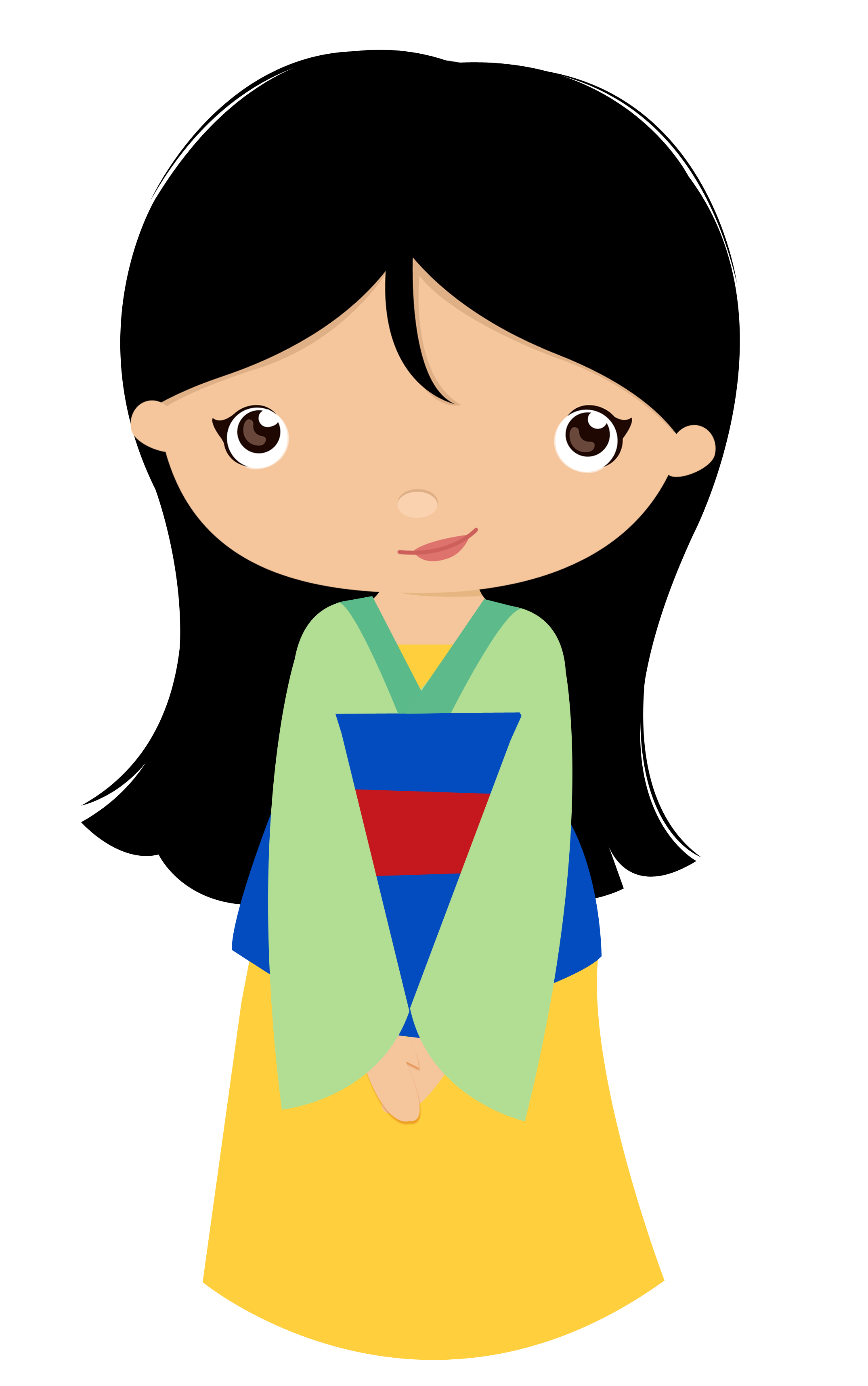 mulan e pocahontas cat traditional princess 1 png minus kids rh pinterest com mulan movie clipart mulan clipart yola