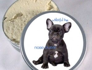 For dry puppy noses :)