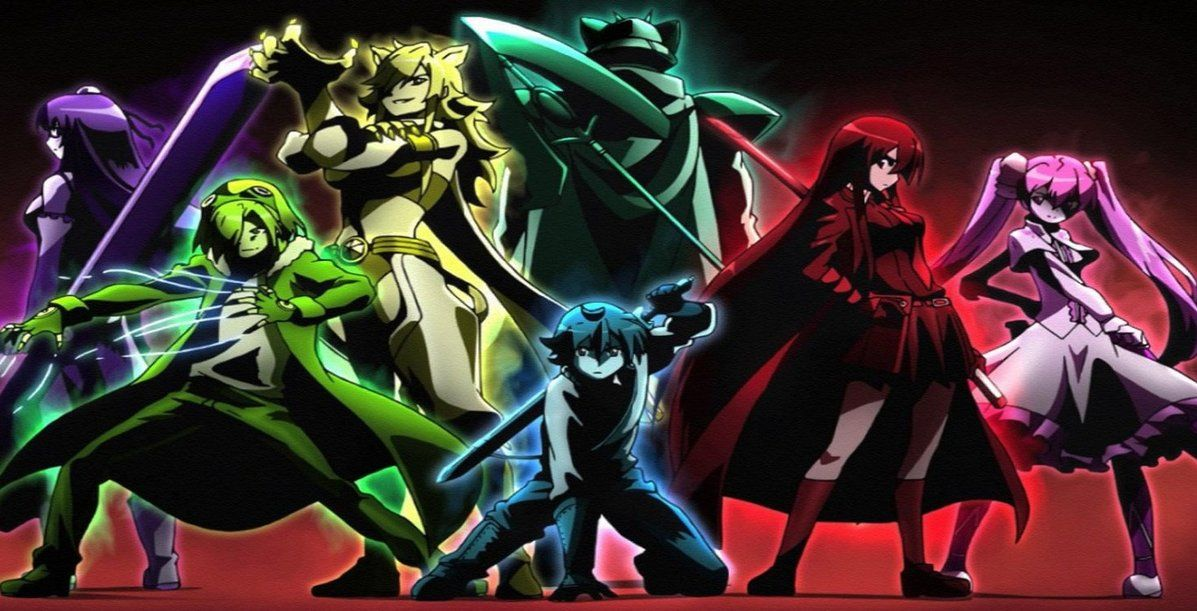 Akame Ga Kill S Night Raid Is Full Of Powerful Proficient Members But How Would These Warrior Stack Up If Ranked In A Akame Ga Kill Akame Ga Best Anime Shows