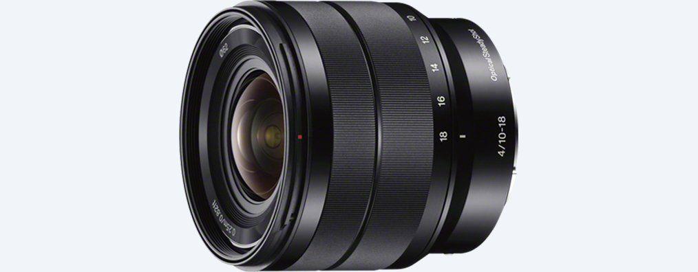 Sony E 10 18 Mm F4 Oss Zoom Lens Wide Angle Lens Best Wide Angle Lens