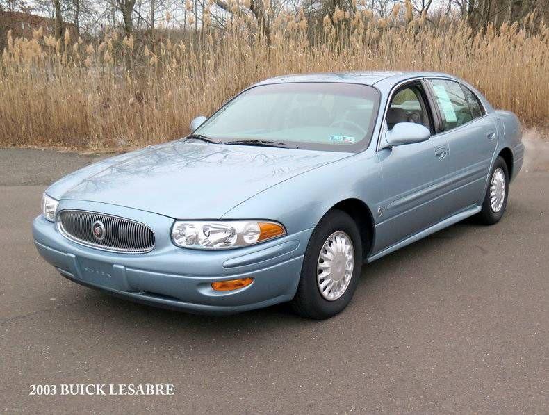 2003 Buick LeSabre Sedan BUICK Buick lesabre, Buick