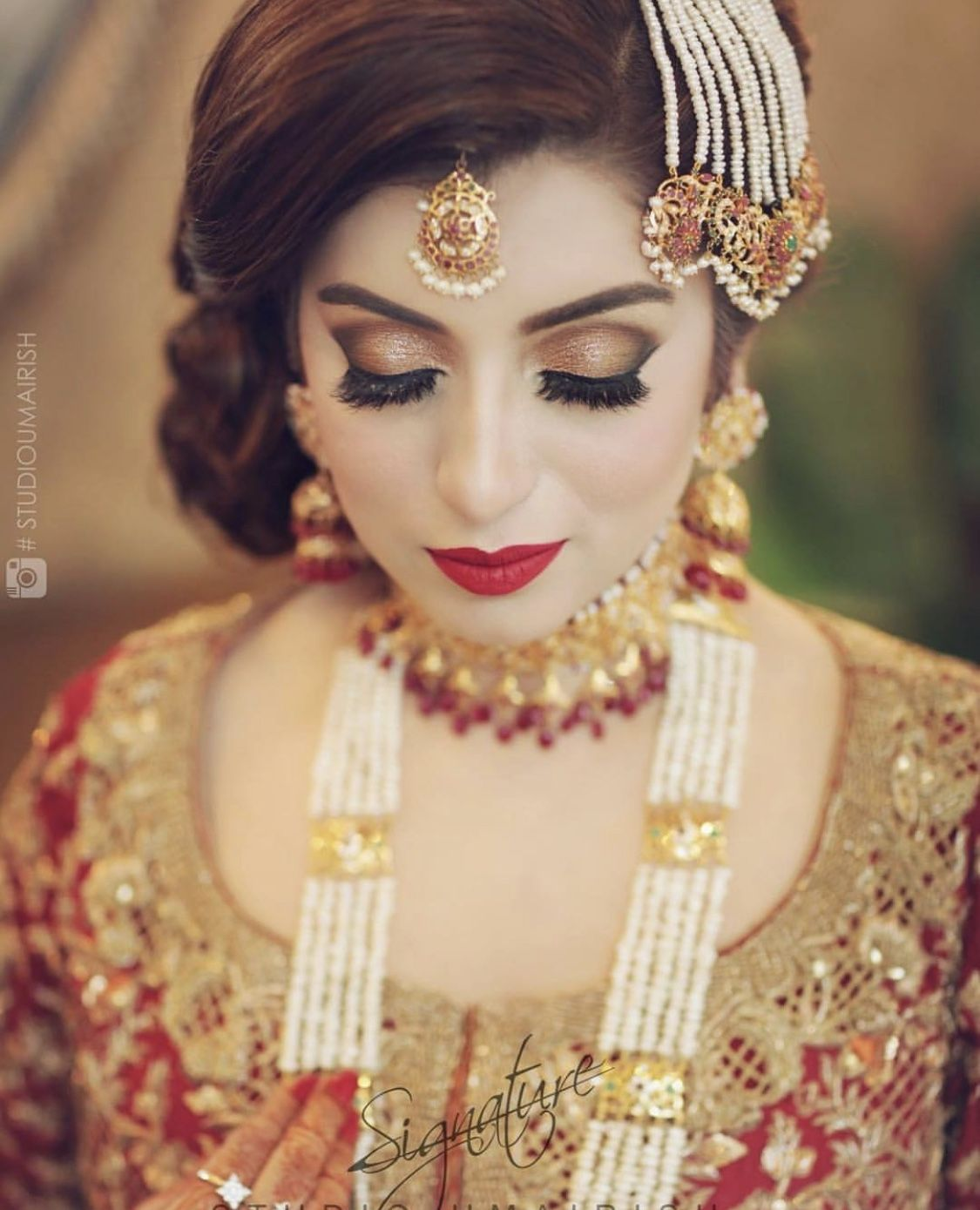 Wedding Hairstyle Pakistani: Important Concept 15+ Bridal Hairstyle 2019 Pakistani