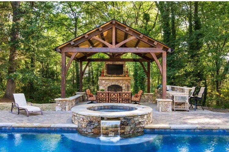 Let us help you build your dream swimming pool! #pool # ...