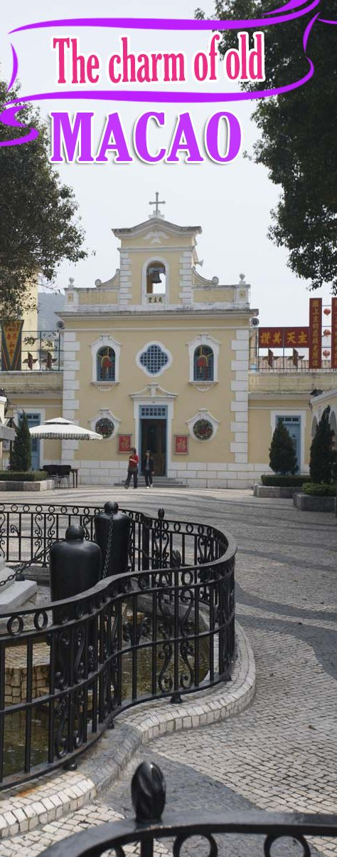 Have you been to Macau?  #visitmacau #asia #travel2next