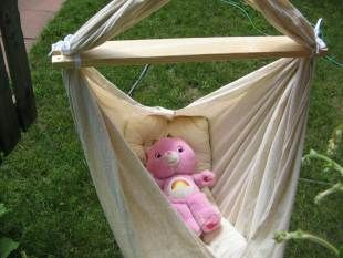 Make your own baby hammock | Karyn for you