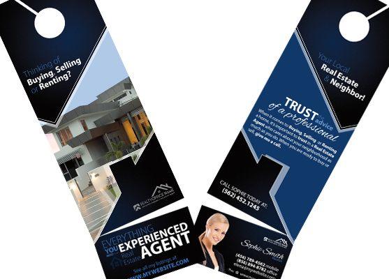 2 in 1 door hangers with business cards real estate door hanger 2 in 1 door hangers with business cards real estate door hanger rip colourmoves