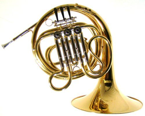 Barrington Model Br Fr213 Single French Horn In F Lacquer Finish Musical Instruments French Horn Horns French