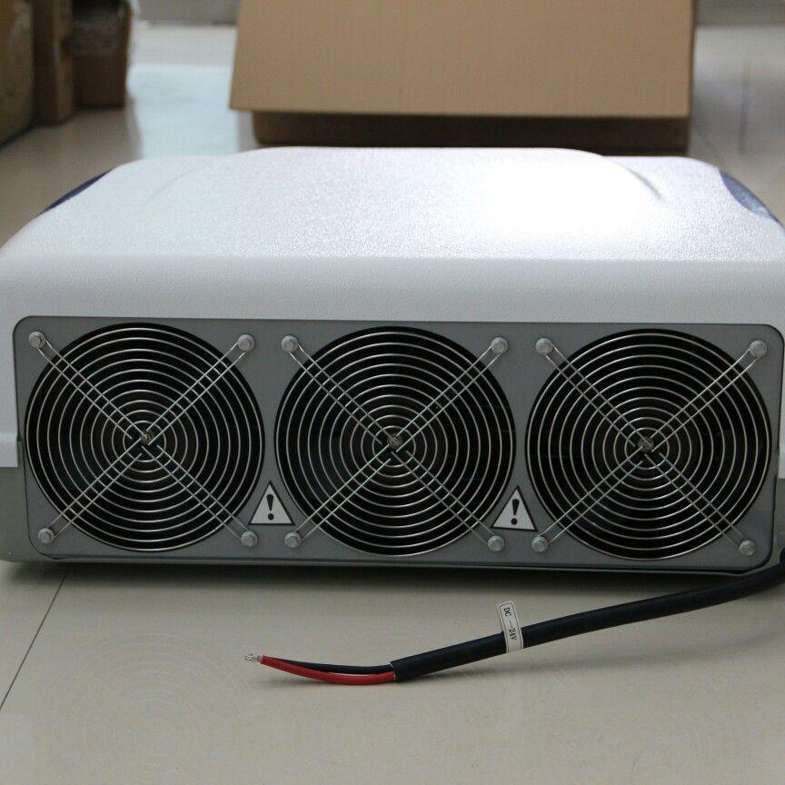Ecooler Electric Air Conditioner for Truck Cab/Van (2400