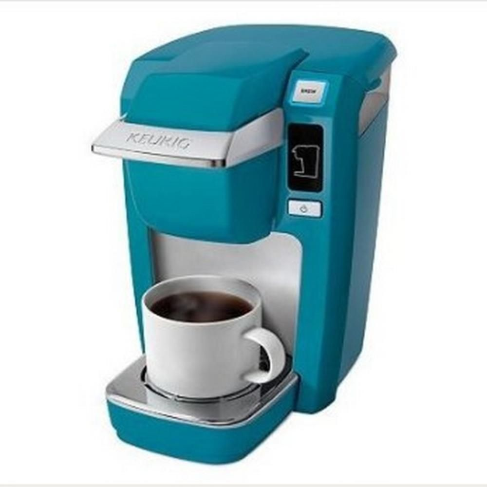 Turquoise Keurig B31 Mini Plus Brewing System Love This
