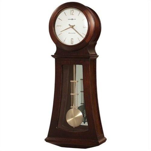 Howard Miller Gerhard 10 75 In Pendulum Wall Clock Chiming Wall Clocks Pendulum Wall Clock Howard Miller Wall Clock