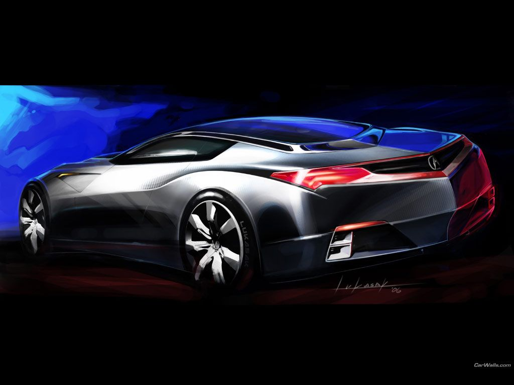 Acura Sports Car Wallpaper   Http://www.0wallpapers.com/2618