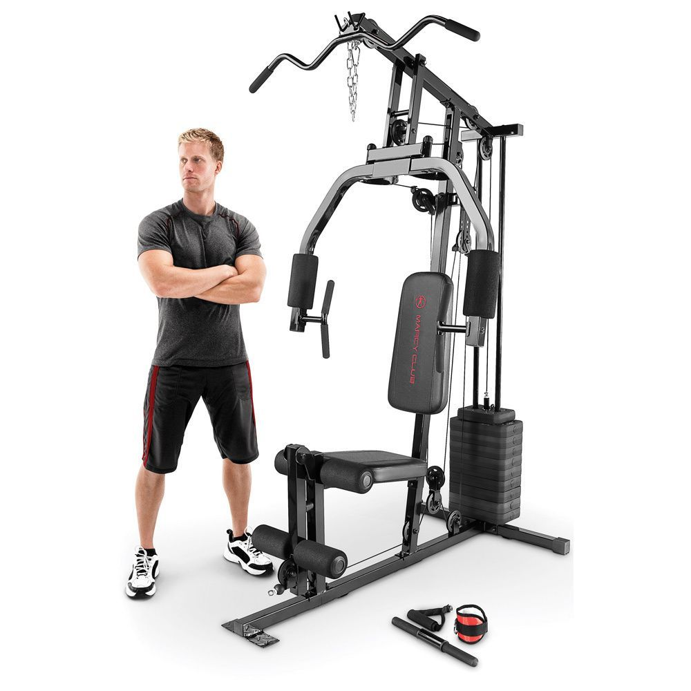 Marcy 100Pound Single Stack Home Gym (100 lb Single Stack