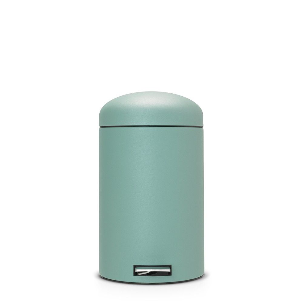 Retro Bin Silent, 20 Litre - Mineral Mint - The Mineral Collection ...