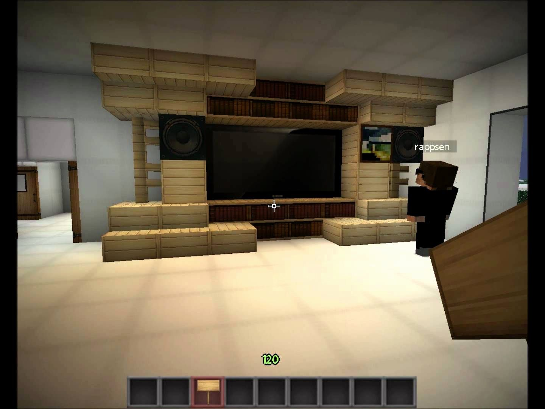Minecraft Wohnzimmer Ideen  Minecraft inneneinrichtung, Minecraft