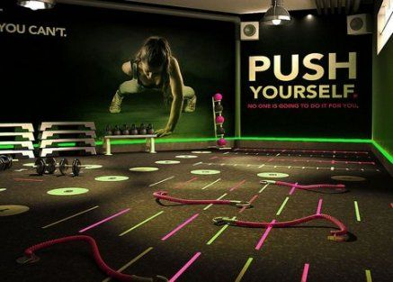 39 ideas for fitness gym interior awesome #fitness