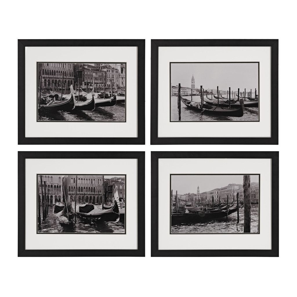 Waterways Of Venice I, Ii, Iii, Iv - Open Edition Print By Artist And Photographer Laura Denardo, Framed And Under Glass https://joyfulhomegoods.com/collections/wall-decor/products/sterling-industries-waterways-of-venice-i-ii-iii-iv-print-under-glass-151-002-s4?variant=20311384583 Free gift for our Pinterest fans! $5 gift card, use code PIN5 to redeem!
