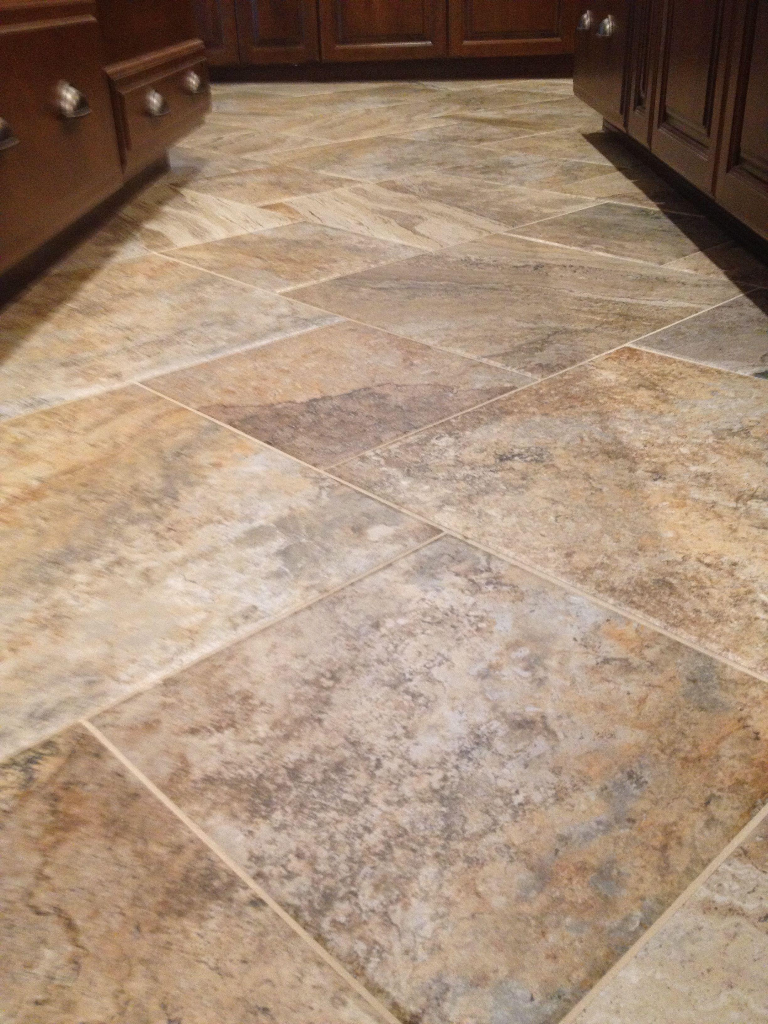 Tile Patterns 13x13 With 18x18 Pinwheel Tile Design Pattern Floor Tile Design Kitchen Flooring