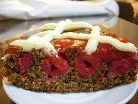 GATEAU GAGA - Love cakes: Fondant cerise chocolat noisette