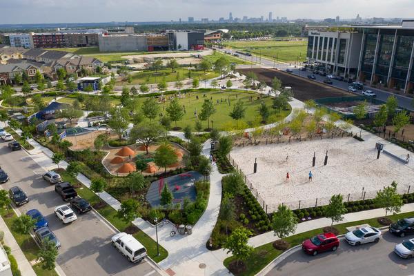 Trends In Community Park Landscape Design And Planning Park Landscape Community Park Landscape Architecture Design