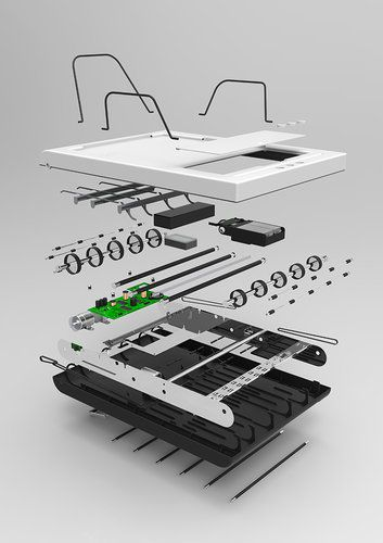 Drawing Block Diagram Graphic Design Stack Exchange