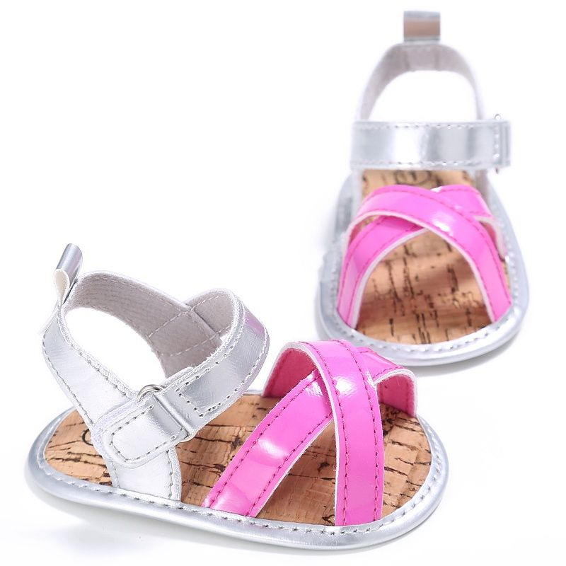 >> Click to Buy << Summer Kids Hollow Out Breathable Flat Jelly Shoes Soft PU Leather Beach Prewalker 0-18M Sz03 #Affiliate