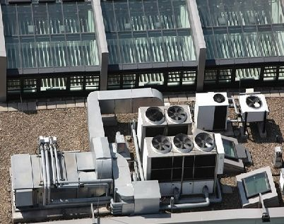 Commercial Rooftop Air Conditioning Repair Service Goodyear Az Airconditioningrepairgoody Commercial Air Conditioning Air Conditioning Repair Hvac Services