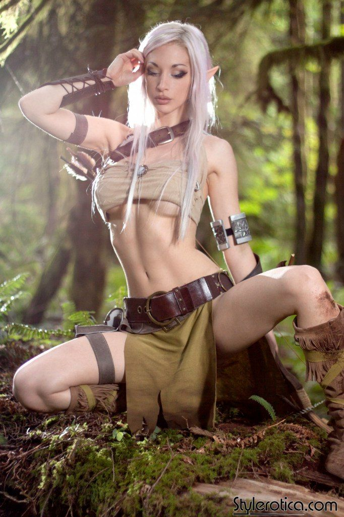 nude american cosplay girls