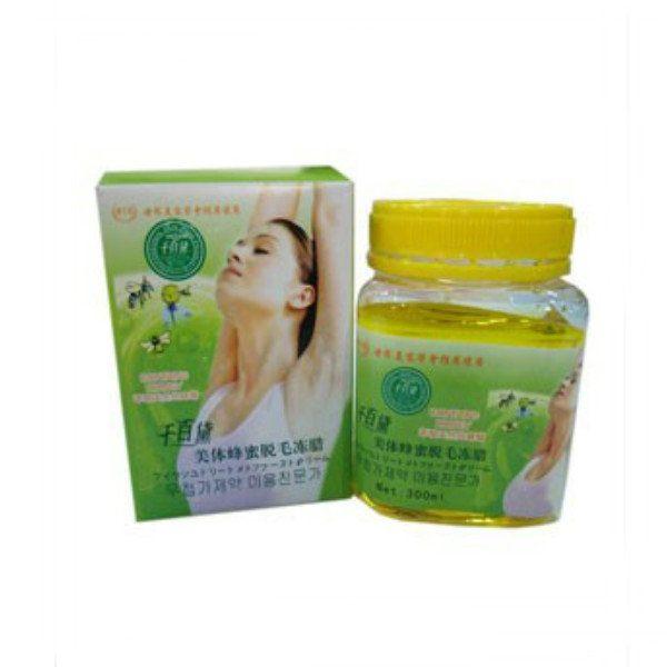 500ML Honey Cold Wax Depilatory Body Hair Removal