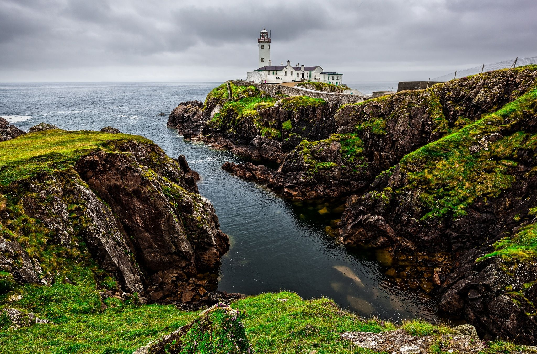 """Lighthouse - """"Oh woe betide those who say They don't need no light to light their way They think they're safe enough on their own Drown in murky depths below"""" - The Waifs :))"""