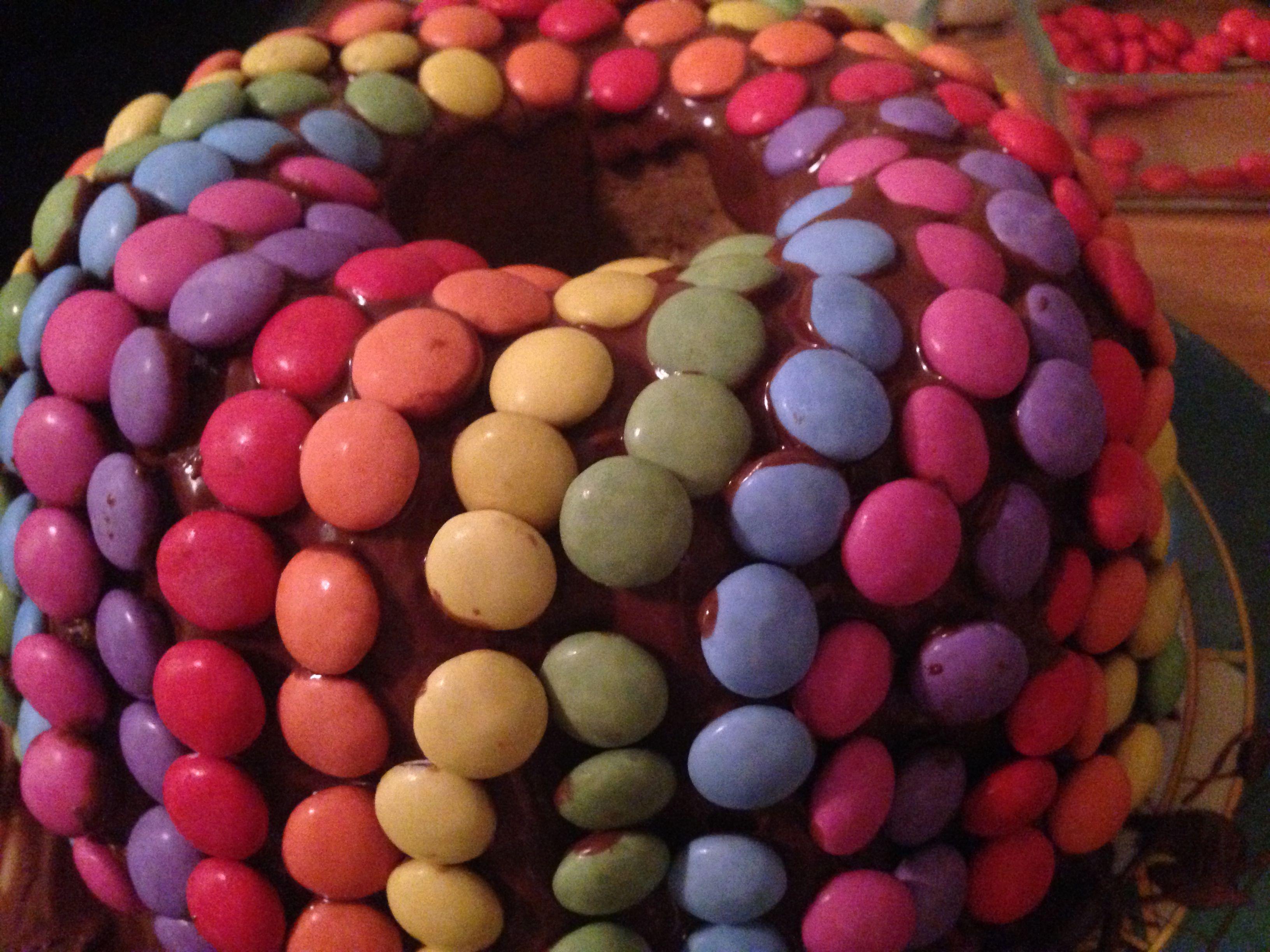 kuchen regenbogen
