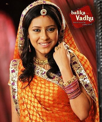 Anandi Won T Agree To Marry Shiv In Balika Vadhu Tellywood In