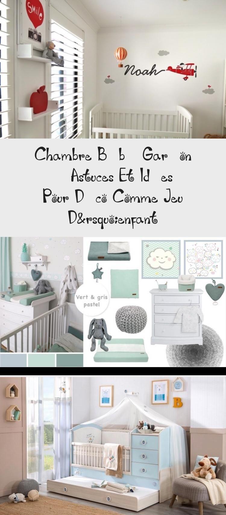 Chambre Bebe Garcon Astuces Et Idees Pour Deco Comme Jeu D